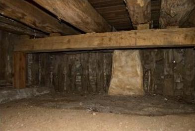 Пристенный погреб и гидроизоляция погреба
